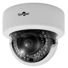 Цветная купольная видеокамера Smartec STC-HD3521/3