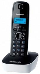 Телефон DECT Panasonic KX-TG1611RUW