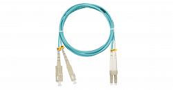 Шнур волоконно-оптический NIKOMAX NMF-PC2M3C2-SCU-LCU-001