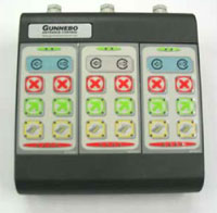 Gunnebo CT05110N Пульт управления на 5 проходов