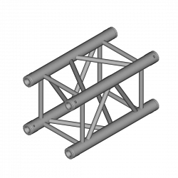 Металлическая конструкция Dura Truss DT 34-250 straight