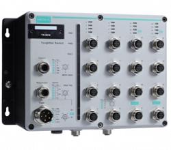 Управляемый коммутатор MOXA TN-5818A-2GTXBP-WV-T