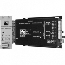 2-канальный передатчик видеосигнала и двусторонних данных IFS VT7230-2DRDT