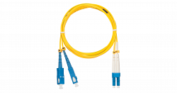 Шнур волоконно-оптический NIKOMAX NMF-PC2S2C2-SCU-LCU-003