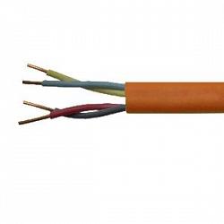 Кабель монтажный для систем сигнализации Кабельэлектросвязь КПСЭнг-FRLSLTx 2х2х0,35