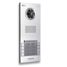 Видеопанель многоквартирного домофона Samsung SVM-0800