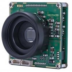 Модульная чёрно-белая аналоговая видеокамера Watec WAT-910BD