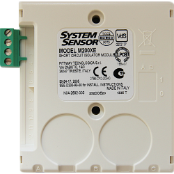 Модуль-изолятор короткого замыкания System Sensor M200XE