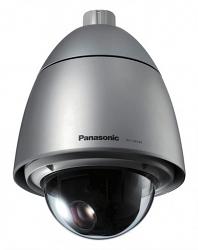 Видеокамера цветная поворотная Panasonic  WV-CW590/G