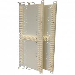 Комплект из двух панелей для установки плат Lenel LNL-600XA-SET