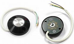 КН-05 Накладная кнопка выхода с подсветкой