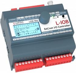 Программируемый контроллер LIOB-584
